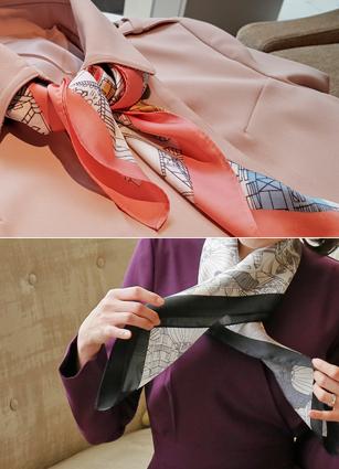 宫殿外观围巾<br>