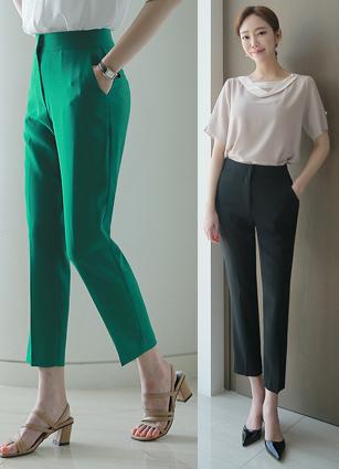 万宝龙简单夏天宽松长裤(S,M,L) <br> <b><FONT color=#980000>[清仓60%折扣]</font></b> <br>
