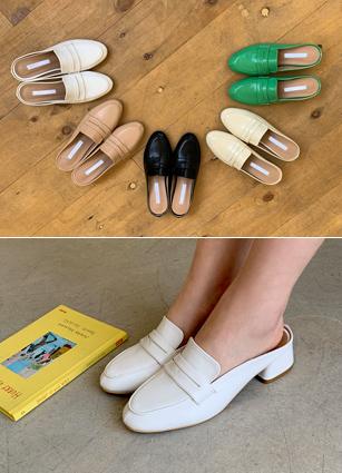 """现代鼓鞋<font color=""""#ed1558""""><b>[跟:4.2cm]</b> <br></font>"""